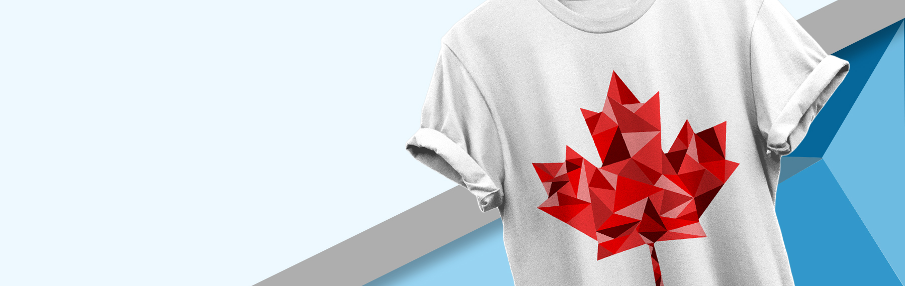 Design A Shirt Canada | Design Custom Canadian T Shirts Online In Canada T Shirt Elephant