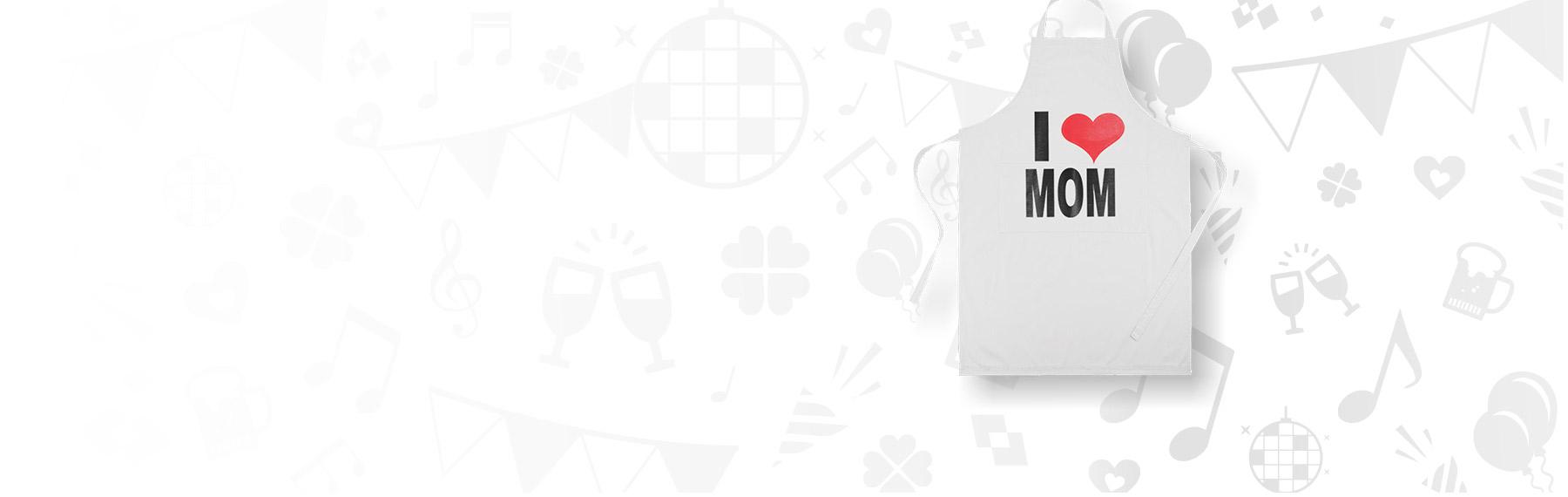 Plain white apron toronto - Custom Aprons