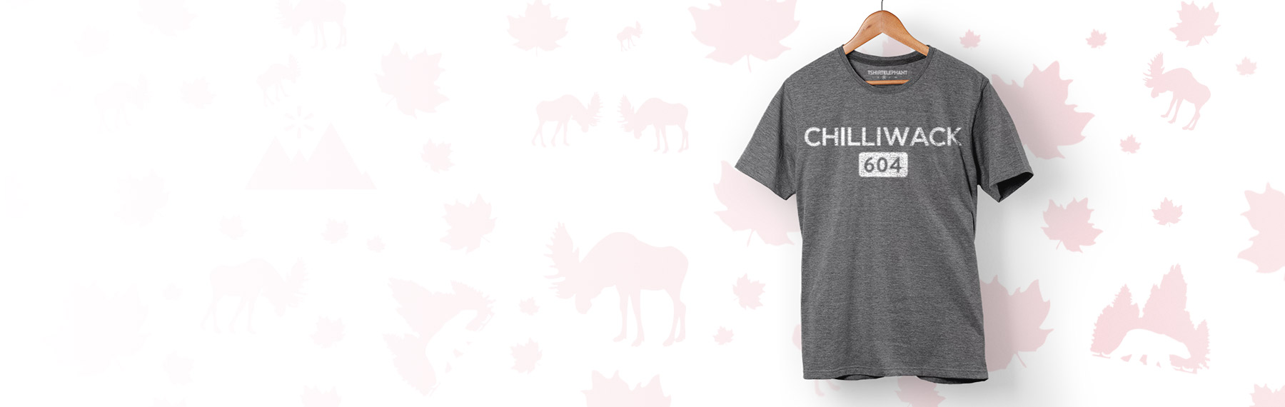 Design and Order Custom T-Shirts in Chilliwack, BC | T-Shirt Elephant