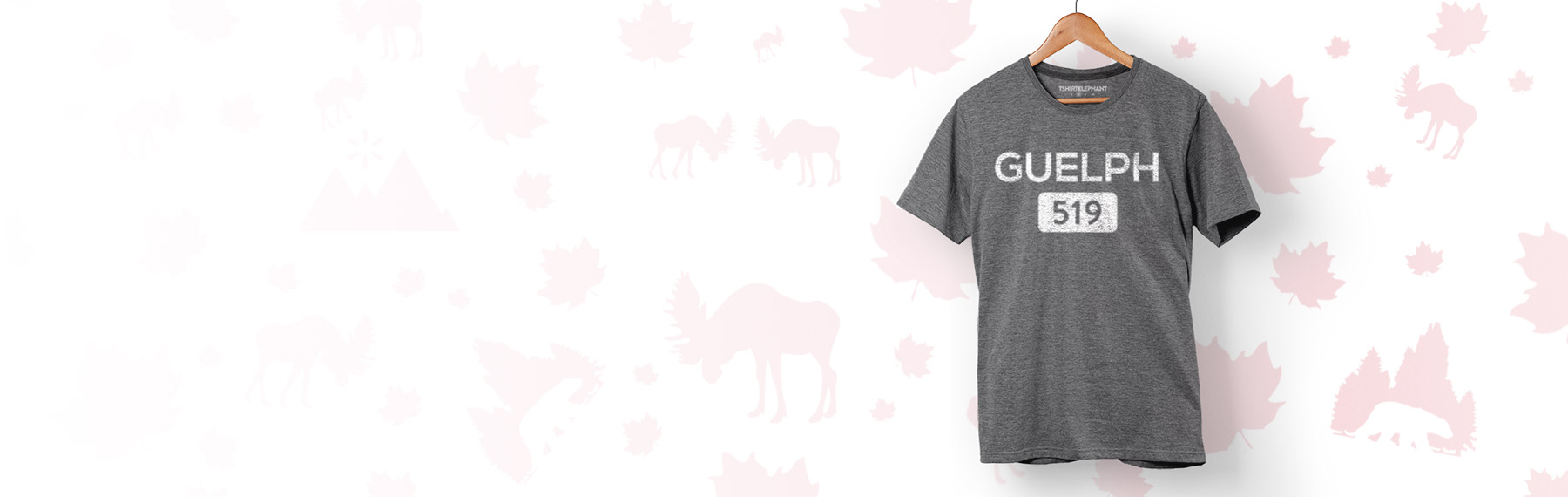 Design and Order Custom T-Shirts in Guelph | T-Shirt Elephant