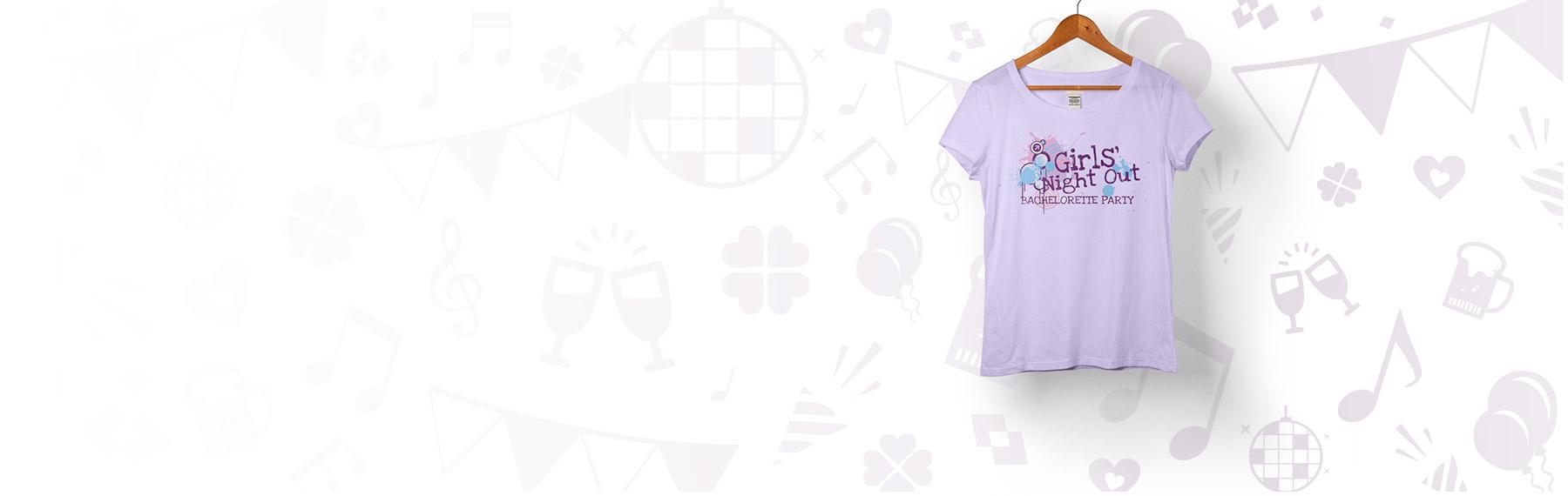 f0f89b9dc Design Custom Ladies T-Shirts Online in Canada | T-Shirt Elephant