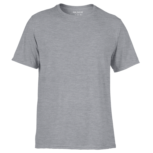 79c0a8e293f169 Black Performance T-Shirt