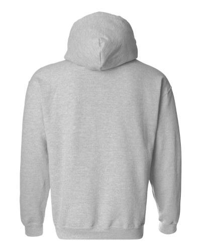 Heavy Blend Hooded Sweatshirt back Image