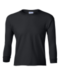 Ultra Cotton Youth Long Sleeve T-Shirt front Thumb Image