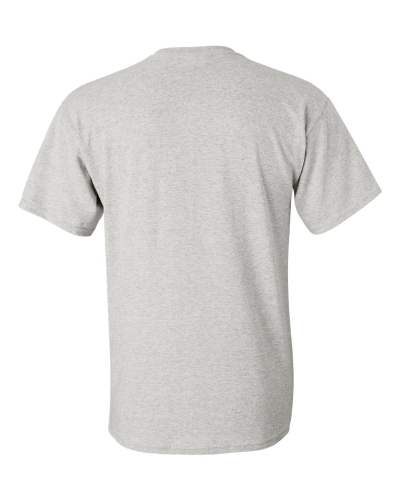 Heavy Cotton T-Shirt back Image