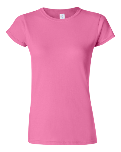dee2b7a2 Azalea Ladies' SoftStyle Fitted T-Shirt | T-Shirts Elephant