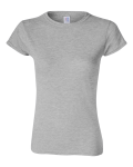 Ladies' SoftStyle Fitted T-Shirt front Thumb Image