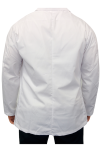 Short Lab Coat back Thumb Image