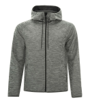 DRYFRAME® Dry Tech Fleece Full Zip Hoodie Jacket front Thumb Image