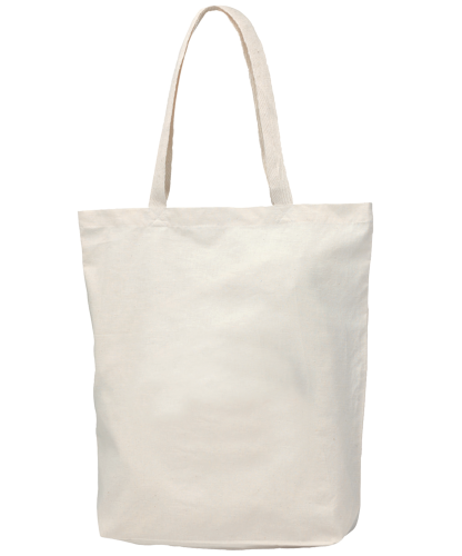Econo Tote Bag with Gusset front Image