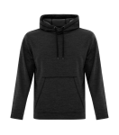 NEW! ATC™ DYNAMIC HEATHER FLEECE HOODED SWEATSHIRT front Thumb Image