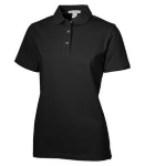 Coal Harbour®  Ladies' Classic Pique Sport Shirt front Thumb Image
