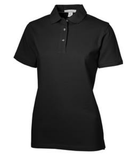 Coal Harbour®  Ladies' Classic Pique Sport Shirt front Image