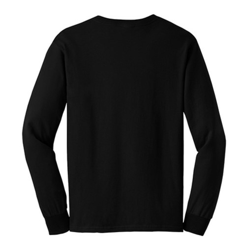 Men's long sleeve t-shirts have been wardrobe staples for years and continue to be a must have for casual get-ups. Update your closet with the latest long sleeve men's shirts featuring edgy graphics on the chest and text lining the sleeve.