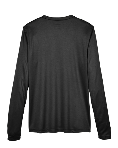 Ladies' Zone Performance Long-Sleeve T-Shirt back Image