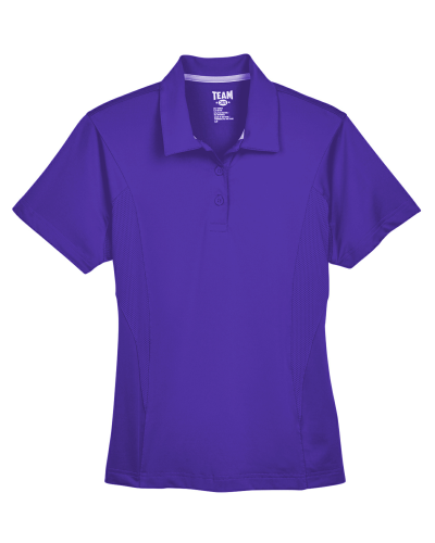 Ladies' Charger Performance Polo front Image