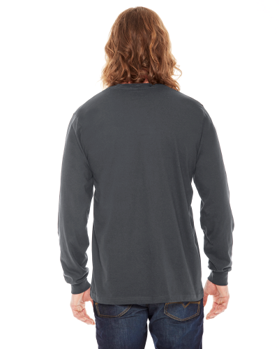Long-Sleeve T-Shirt back Image