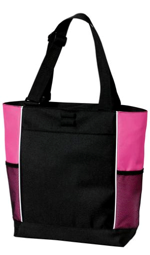 Port Authority  Improved Panel Tote front Image