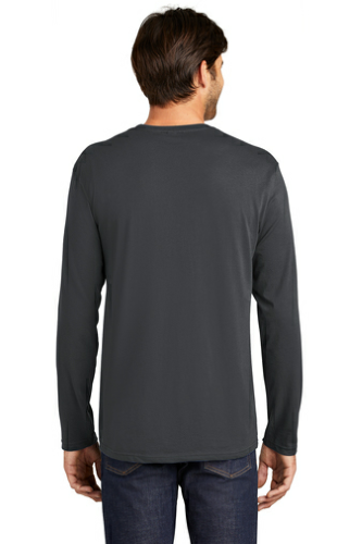 ATC™ EUROSPUN® RING SPUN LONG SLEEVE TEE back Image