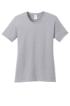 Port Company Ladies 100 Cotton T Shirt front Thumb Image