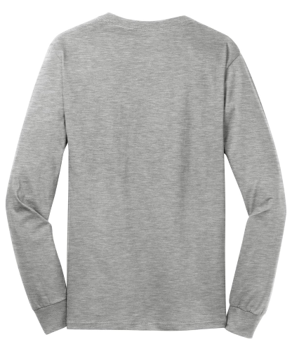 NEW! ATC™ EVERYDAY COTTON LONG SLEEVE TEE back Image