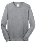 NEW! ATC™ EVERYDAY COTTON LONG SLEEVE TEE front Thumb Image