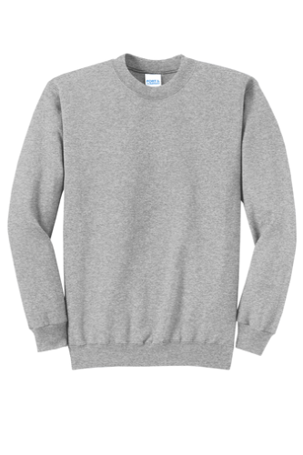 NEW! ATC™ EVERYDAY FLEECE CREWNECK front Image