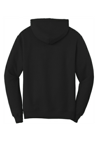 NEW! ATC™ EVERYDAY FLEECE HOODED SWEATSHIRT. back Image