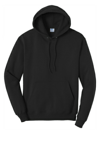 NEW! ATC™ EVERYDAY FLEECE HOODED SWEATSHIRT. front Image