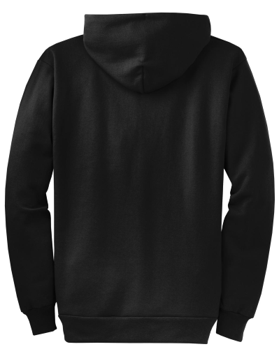 NEW! ATC™ EVERYDAY FLEECE FULL ZIP HOODED SWEATSHIRT back Image